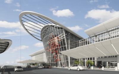 New Orlando International Airport Terminal
