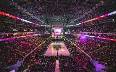 American Airlines Arena Miami Heat!