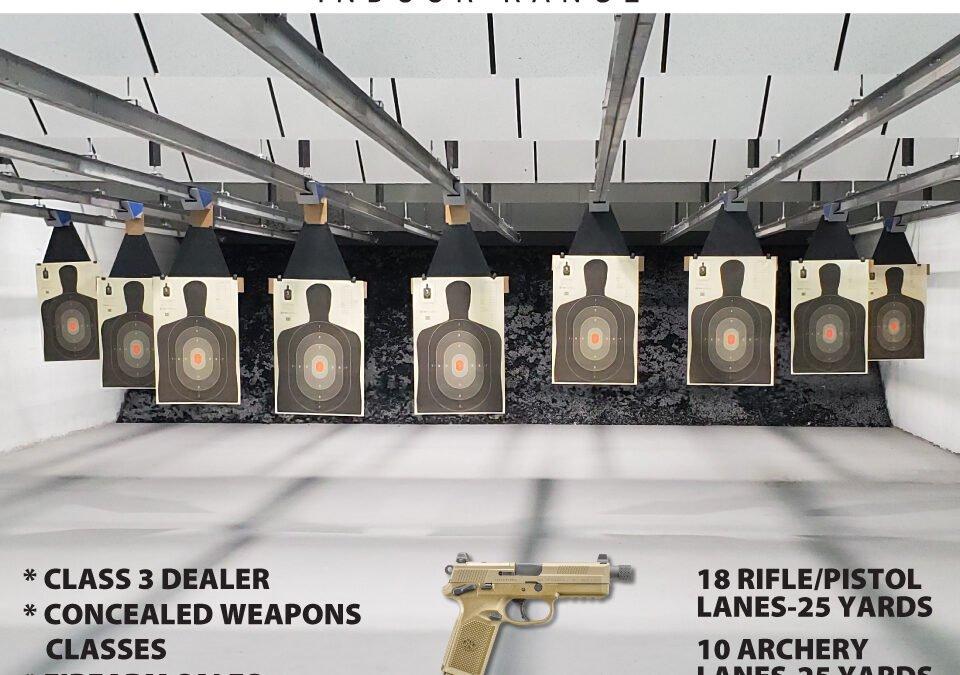 Top Gun Indoor Range