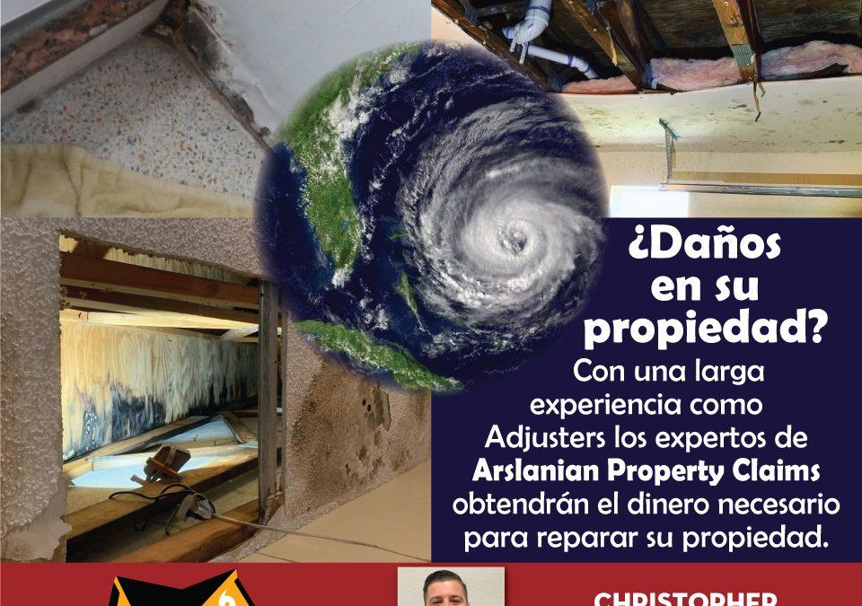 Arslanian Property Claims